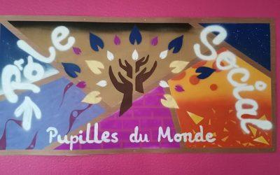 PUPILLES DU MONDE / Convention de partenariat avec le groupe BODEMERAUTO